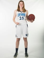 Abbey Cornelius, Hardin Valley Academy basketball.