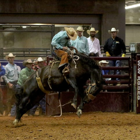 Western heritage, skills in action during annual Texas Ranch Roundup