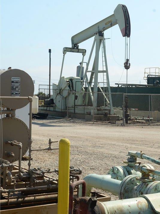 Ox oil field 2