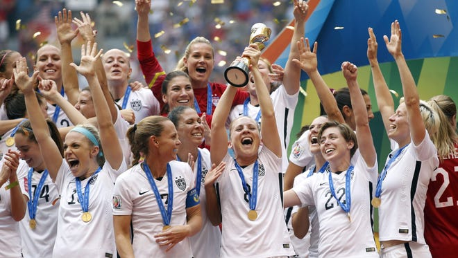 The U.S. Women's National Team will play Brazil at the Citrus Bowl in Orlando on Oct. 25.