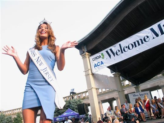 Miss New Jersey Lindsey Giannini
