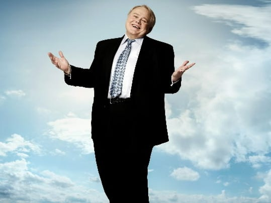 Comedian Louie Anderson will perform two shows Dec. 3 at the Strand-Capitol Performing Arts Center in York.