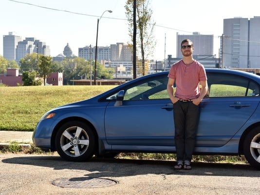 TCL Uber driver Alan Grove