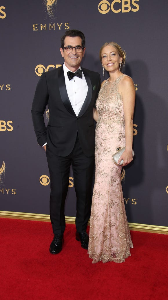 Ty Burrell and his wife Holly Burrell made a beautiful