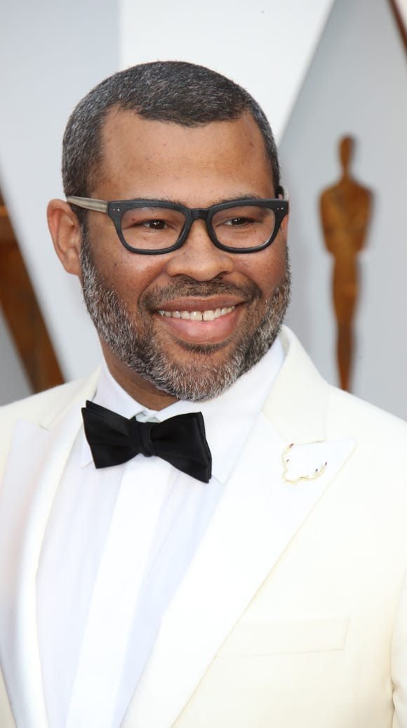 Does Jordan Peele's pin count as a spoiler?