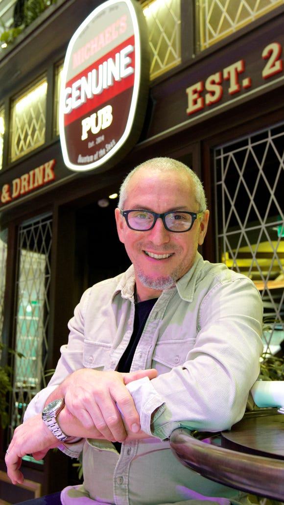 James Beard Award-winning chef Michael Schwartz in
