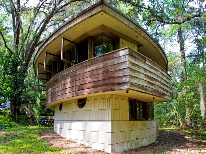 Alan Spector Spring House art