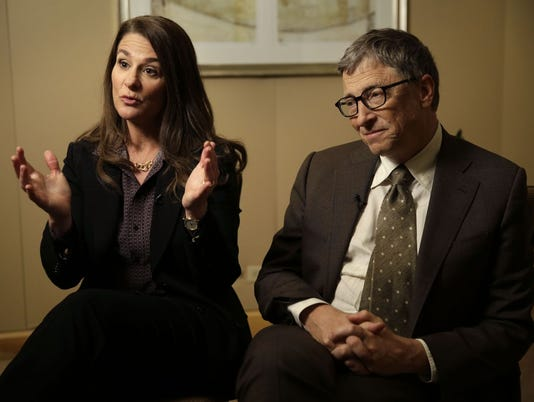 AP GATES FOUNDATION ANNUAL LETTER A USA NY