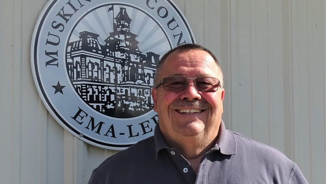 Bo Keck, former EMT, deputy and emergency management director, is retiring Thursday after 48 years of emergency services.