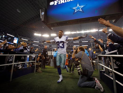 Dallas Cowboys wide receiver Terrance Williams (83)