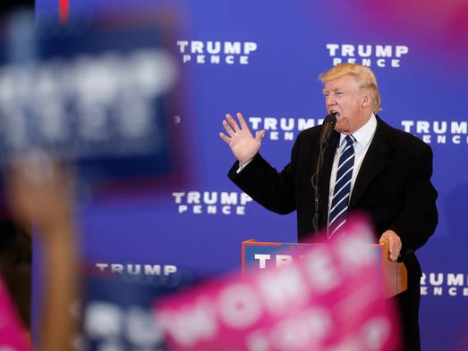 an analysis of the presidential campaigns by e band Donald trump announced his bid for the republican presidential nomination he made the announcement at trump tower in new york city watch the complete donal.