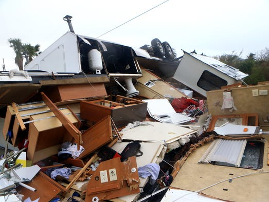 Gov Scott Offers Texas Support Supplies In Wake Of