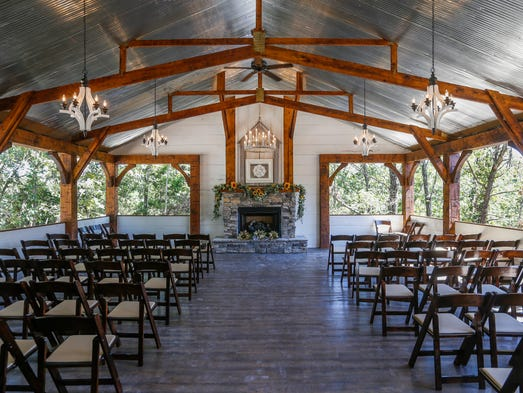The Bear Creek Winery and Bed & Breakfast has rebuilt