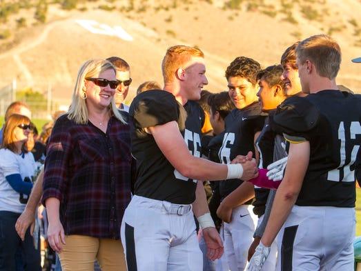 High school football: Snow Canyon at Canyon View, Thursday,