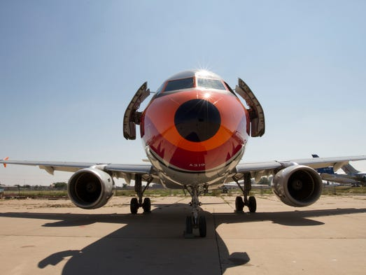American Completes Heritage Plane Rollout With Twa