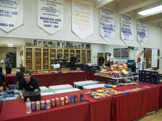 Holiday tournaments a tune up time for area basketball teams for Red mountain motors mesa az