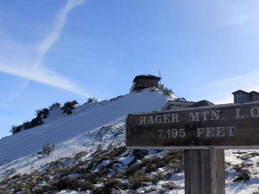Hager mountain lookout an off the grid adventure