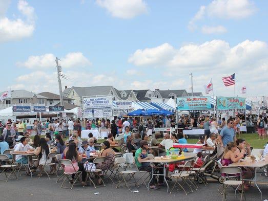 Morningside Food Festival