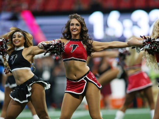 Week 4: Atlanta Falcons