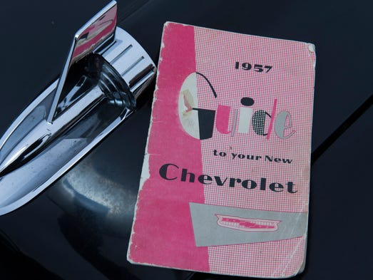 Chevy Dealer Milwaukee >> Sweet '57 Chevy - West Bend woman's only car for 60 years ...