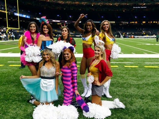 Week 8: New Orleans Saints
