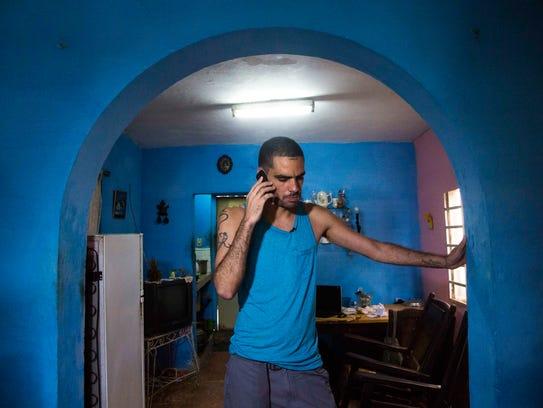"""Danilo Maldonado, better known as """"El Sexto,"""" speaks"""