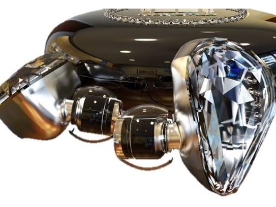 Monster's DiamondZ True Wireless earbuds.