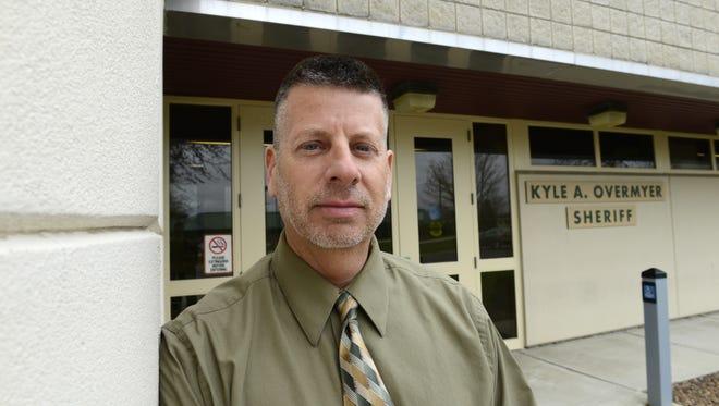 Sandusky County Detective Capt. Sean O'Connell.