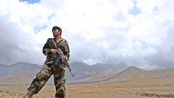 Afghanistan National Security Forces