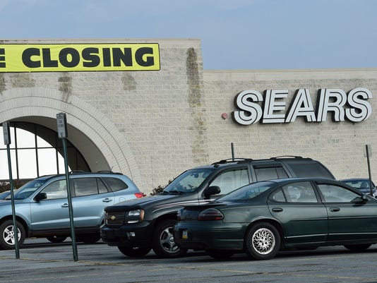 AP SEARS CLOSING USA PA