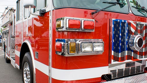 A dryer fire caused $6,000 in damages Wednesday night.