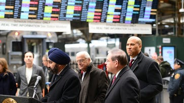 NJ Transit remains far short of completing safety system, report shows