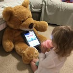 Daddy Duty: My 2-year-old loves her tablet (and why shouldn't she?)