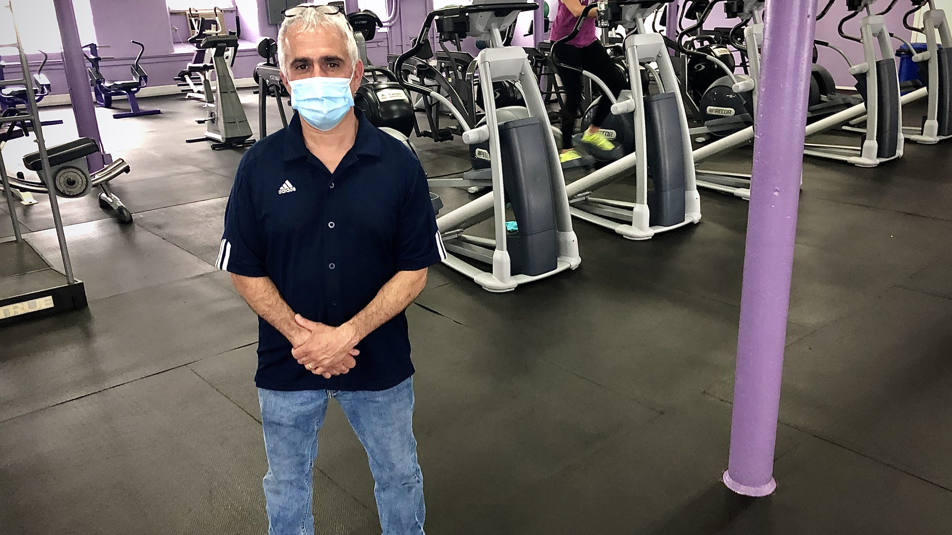 Fall River gyms and health clubs reopen, dealing with state COVID