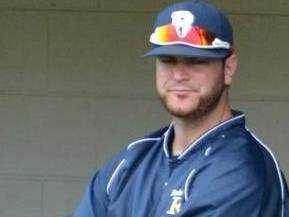 Roberson assistant baseball coach Shane Galloway.