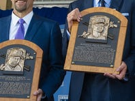 Former Mariner Randy Johnson inducted into baseball Hall of Fame