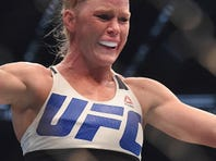Ronda Rousey suffered a shocking knockout at the hands of Holly Holm.