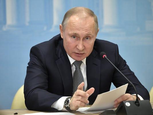 EPA RUSSIA PUTIN POL GOVERNMENT RUS TA