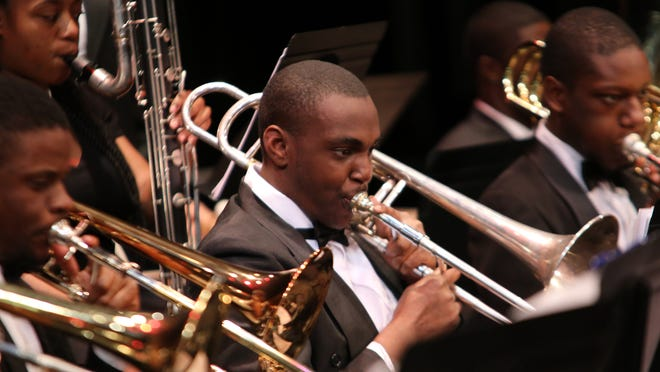 Florida A&M University's Wind Symphony will be performing at Carnegie Hall next Sunday, the first for an ensemble from an HBCU.