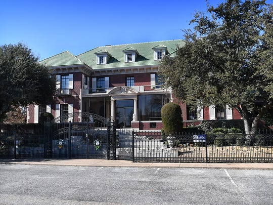 The Weeks Mansion was built in 1926 for the owner, Fred Weeks, a successful attorney in the oil industry. The historic home has had several owners over the years and for a period of time was an antique mall. The 5-bedroom house is now for sale.