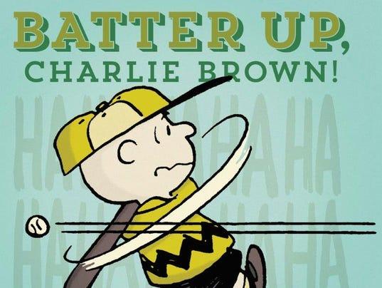 Batter Up, Charlie Brown!