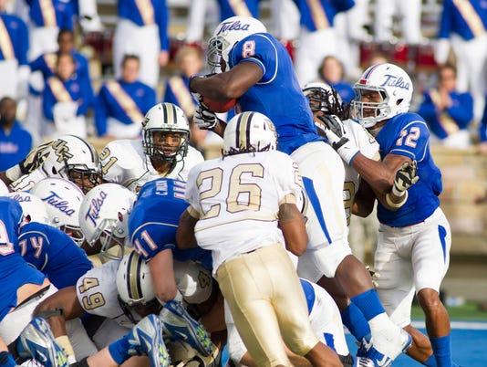 NCAA Football: CUSA Championship-Central Florida at Tulsa