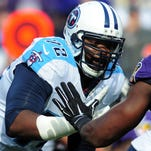 Titans release Michael Oher of 'The Blind Side' fame
