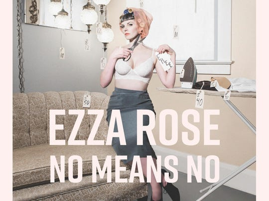 """No Means No"" by Ezza Rose"