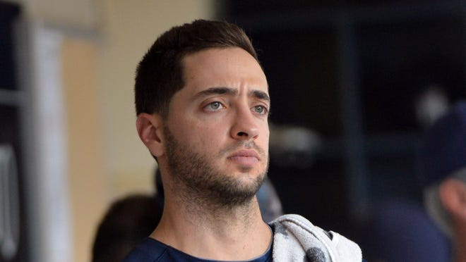 Ryan Braun missed last season's final 65 regular-season games.