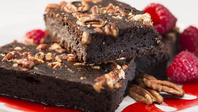 Pulses replace fat in tepary bean brownies.