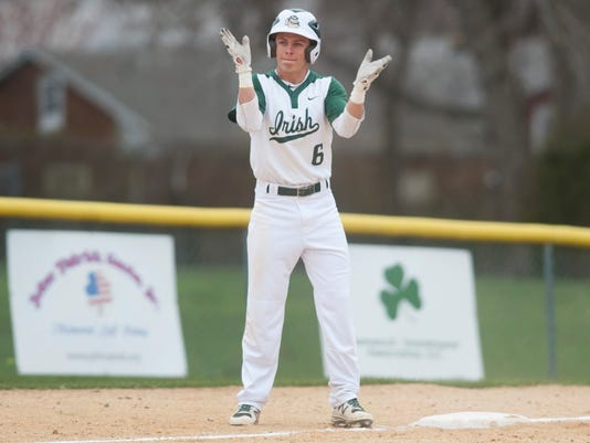 Camden Catholic baseball