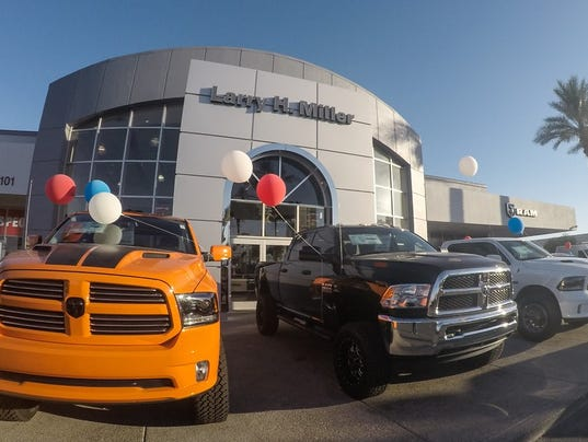whole new experience photo larry h miller dodge ram avondale. Cars Review. Best American Auto & Cars Review