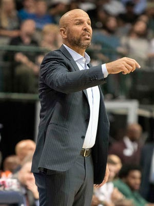 Bucks coach Jason Kidd will need to figure out how to get his young team to take the next step this season.