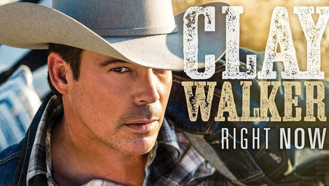 Country singer Clay Walker is performing August 4th at the Sioux Empire Fair
